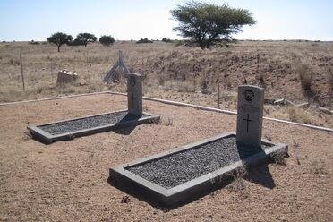 Trekkopje cemetery.