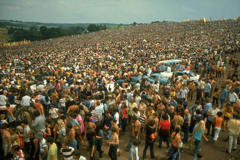 The True Glory of Woodstock Is That They Managed to Clean Up So Well
