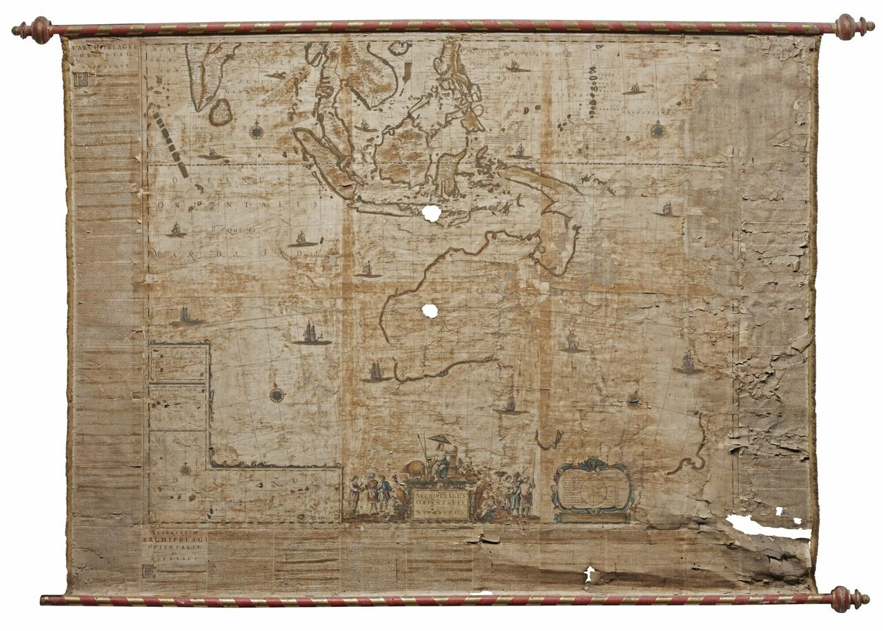 Joan Blaeu, Archipelagus Orientalis sive Asiaticus