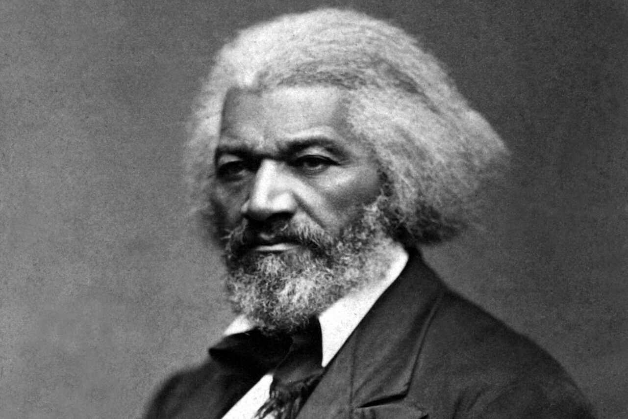 Frederick Douglass first challenged the monument's merit more than a century ago.
