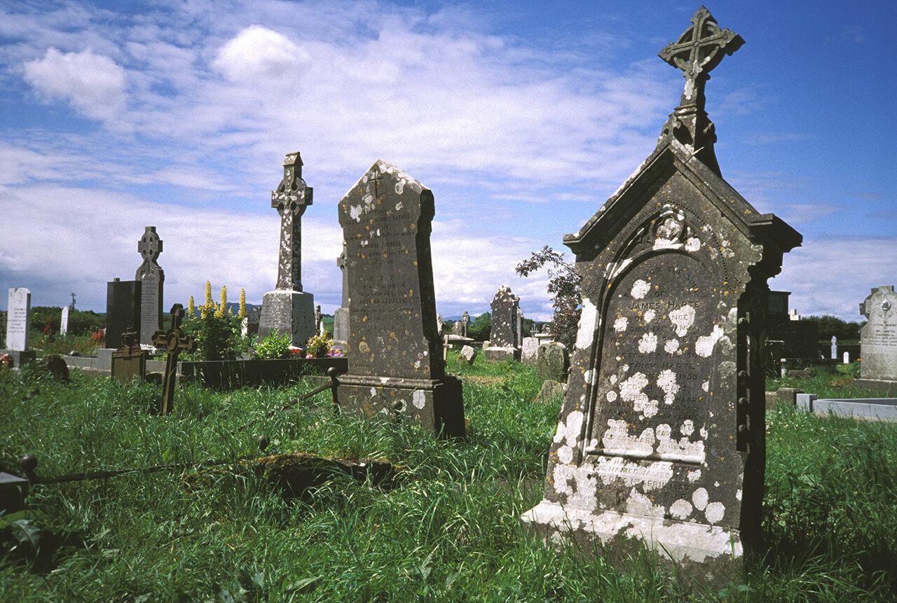 In 1832, cholera killed more than 10 percent of Sligo's population.