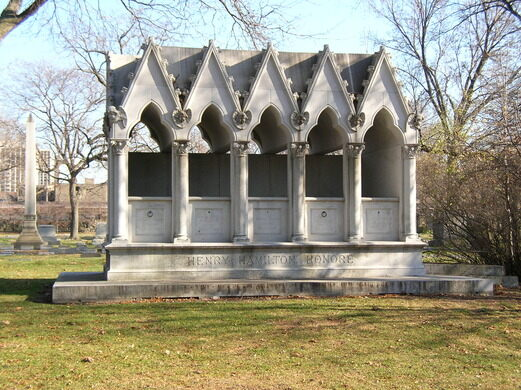 Henry Honore Crypt