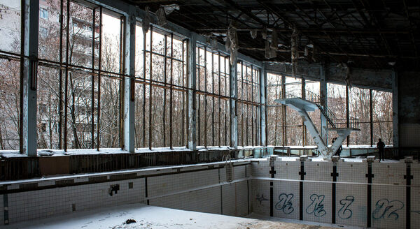Photographing Chernobyl in Winter - Atlas Obscura Trips