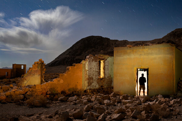 Moonlit Ghost Towns: Night Photography in Death Valley - Atlas Obscura Trips