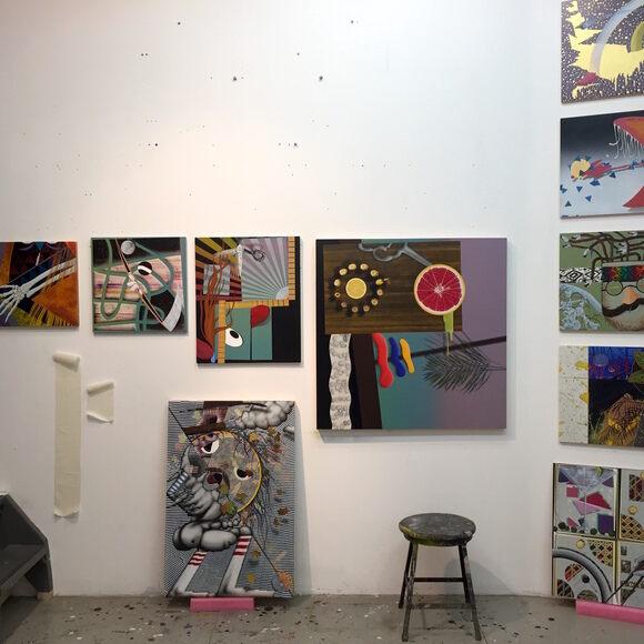 Jay Davis' Studios in Williamsburg