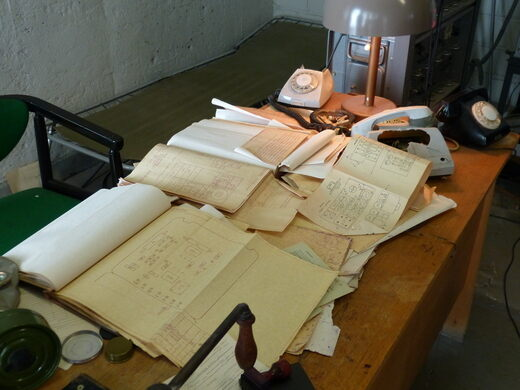 KGB as documents they left them