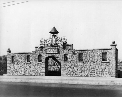 El Cid, the former Jail Cafe (1925-1932)