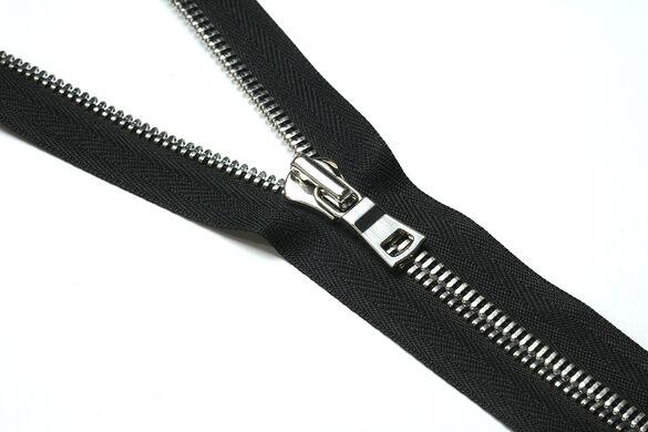 G2 Nickel zipper