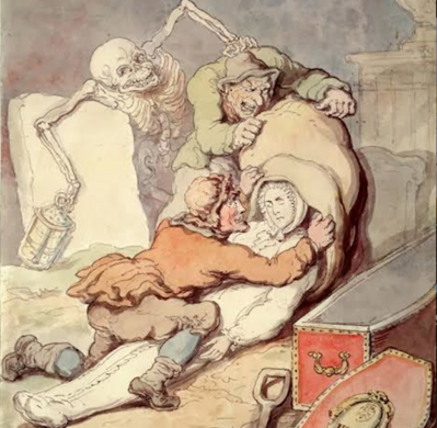 Art by Thomas Rowlandson