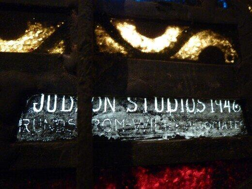 At the Church of the Lighted Window in La Canada Flintridge, CA