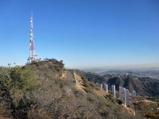 View from Hugh Hefner Overlook