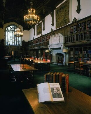 Paster Reading Room
