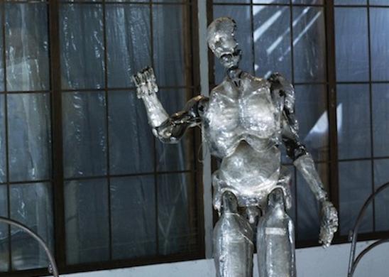 Robotic Church: Transparent Body