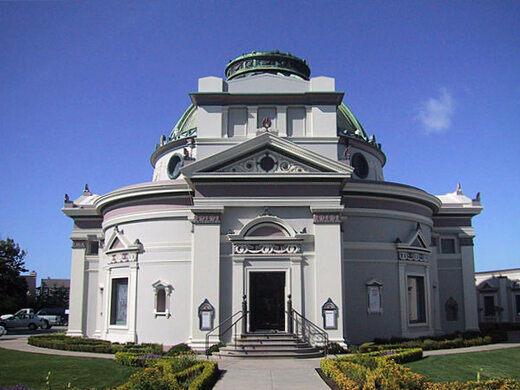 Neptune Society San Francisco Columbarium