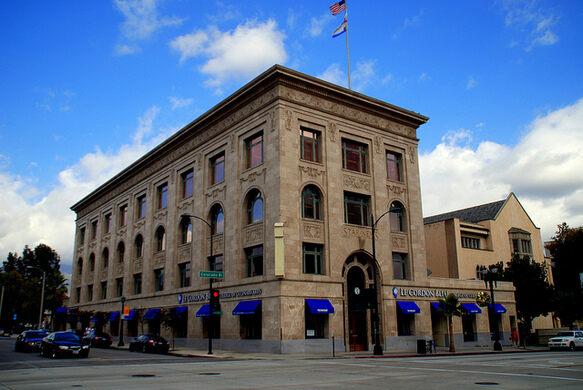 Pasadena Star-News Building