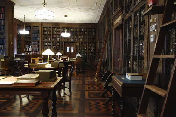 New York Academy of Medicine Rare Book Library