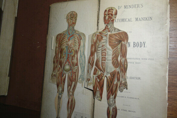New York Academy of Medicine Rare Book Library