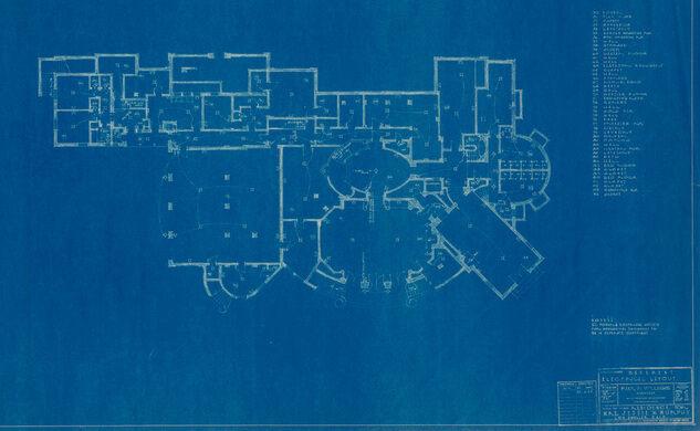 Murphy Ranch blueprint