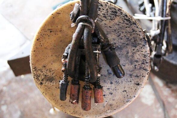 Robotic Church: Drumming and Drawing Subhuman