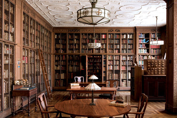 Coller Rare Book Room