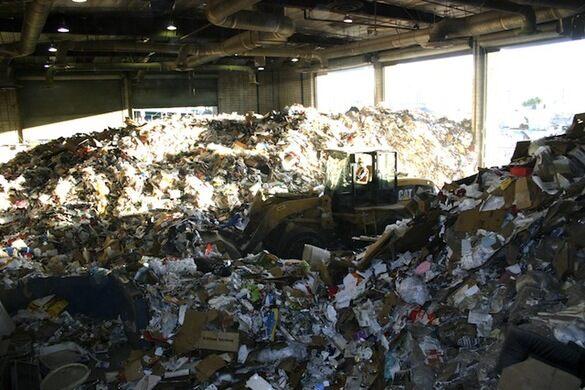 Burbank Recycling Center >> Obscura Society LA: Talking Trash at the Burbank Recycle Center - Atlas Obscura