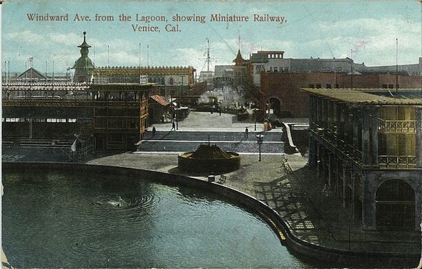 Pre-1923 postcard from collection. Public domain.