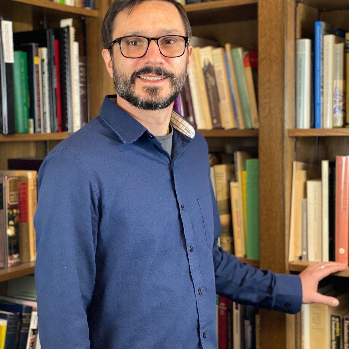 Adrian Fischer, Curator of Exhibits and Collections, The Bakken Museum