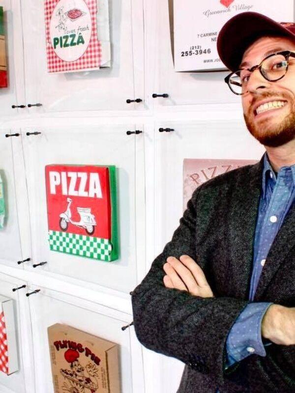 Scott's Pizza Box Collection