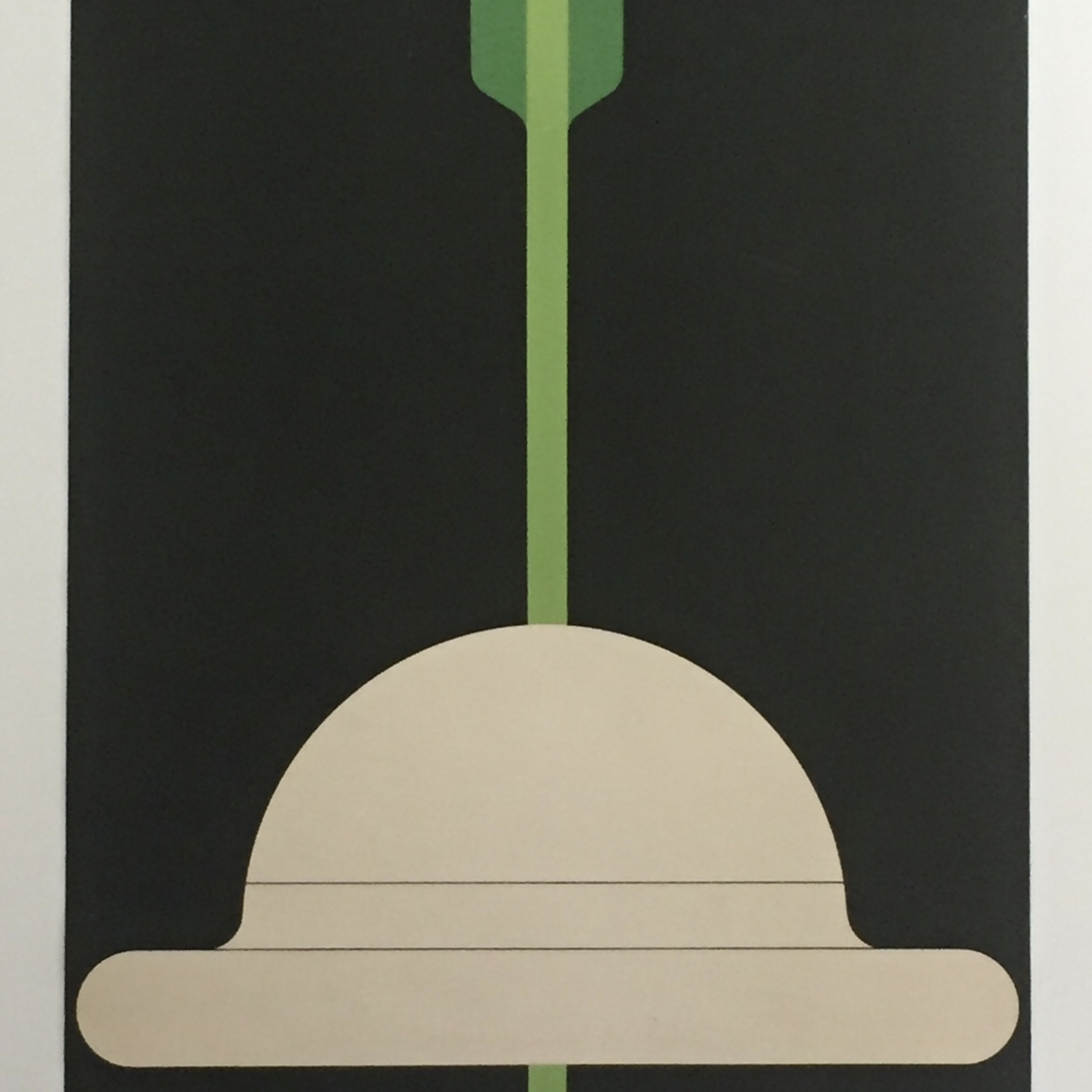 """Day of Solidarity with Zimbabwe"", OSPAAAL, Faustino Pérez, 1970."