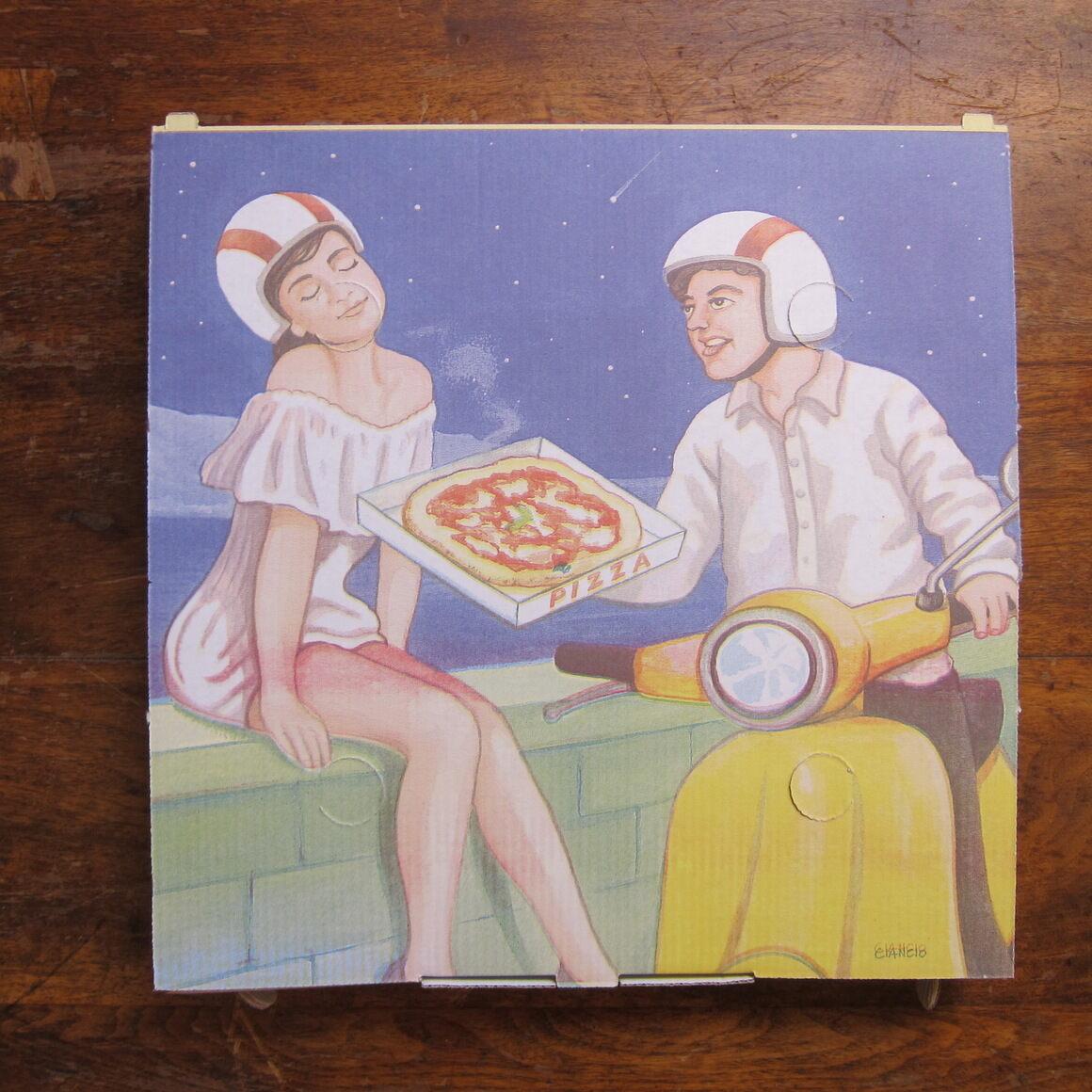 Ciancio Pizza Box