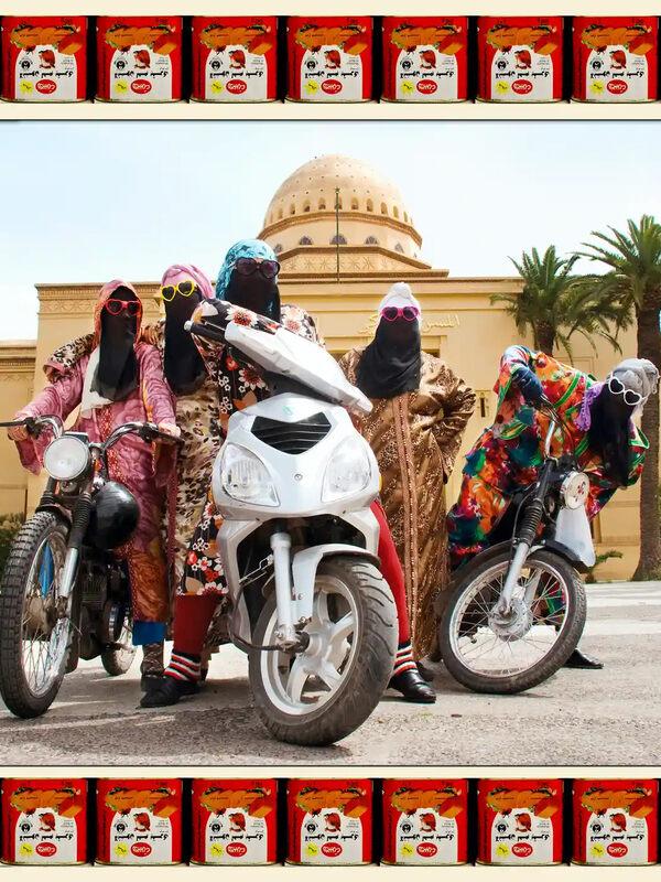 Hassan Hajjaj, Kesh Angels, 2010