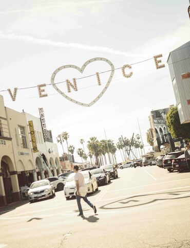 The heart of Venice.