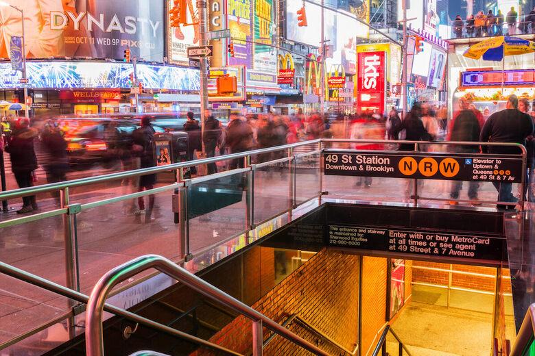 Hidden Times Square An Explorers Guide Atlas Obscura