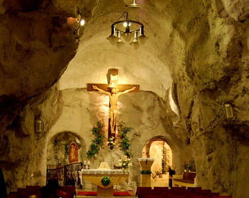 Budapest Cave Church – Budapest, Hungary - Atlas Obscura