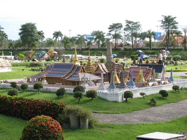 Mini Siam – Pattaya, Thailand  Atlas Obscura
