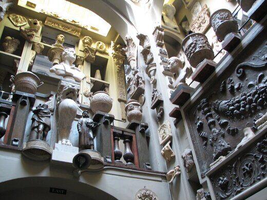 Sir John Soane's Museum – London, England - Atlas Obscura