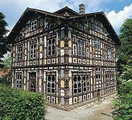 Karl Junker House – Lemgo, Germany - Atlas Obscura