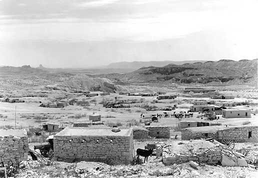 Terlingua Ghost Town – Terlingua, Texas - Atlas Obscura