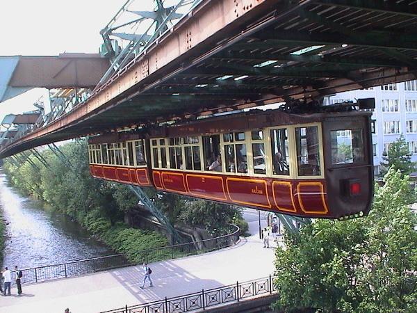 Wuppertal Barcelona