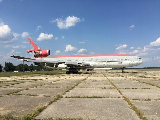 Mini Fooe Airplane Cemetery Kiev Ukraine