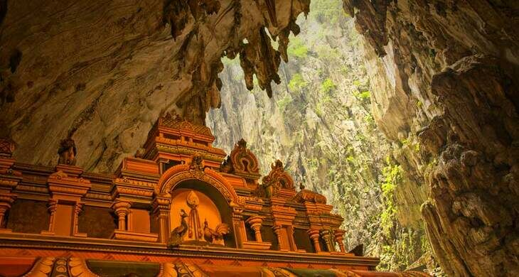 Batu Caves Batu Caves Malaysia Atlas Obscura