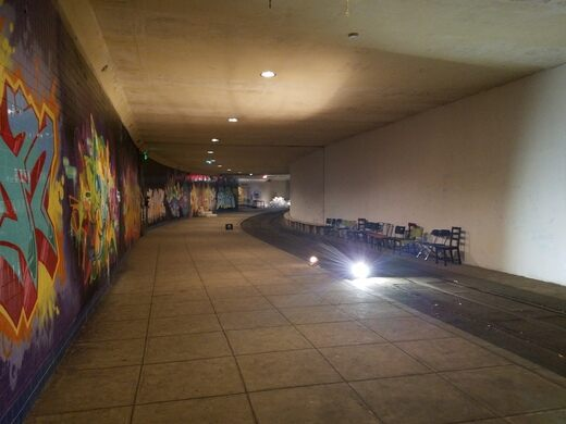 The Dupont Underground – Washington, D C  - Atlas Obscura