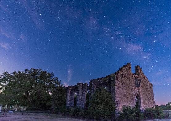 Ruins of St Dominic's Catholic Church – Hondo, Texas - Atlas