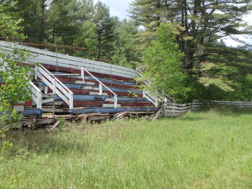 abandoned frontier town  u2013 schroon lake  new york