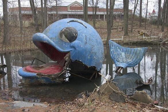 Enchanted Forest Theme Park Ellicott City Maryland