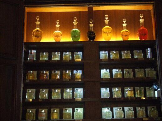 Santa Maria Novella Pharmacy – Florence, Italy - Atlas Obscura