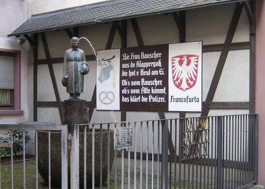 Lady aus Selters (Westerwald)