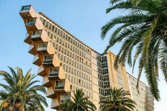 Hotel Du Lac  U2013 Tunis  Tunisia