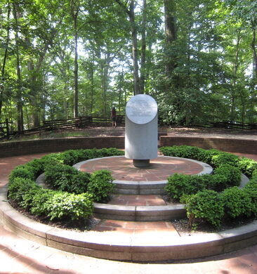 Mount Vernon Slave Cemetery