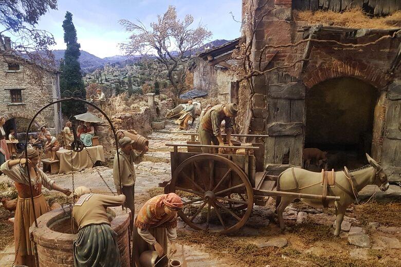 Museo Internacional de Arte Belenista (International Museum of Nativity Art)